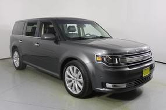 pre-owned 2017 ford flex limited ecoboost suv in anchorage #pu1751