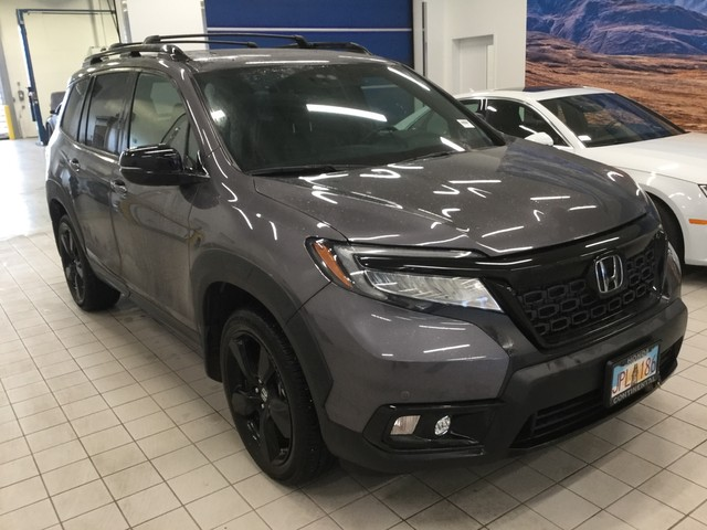 Pre-Owned 2019 Honda Passport Elite