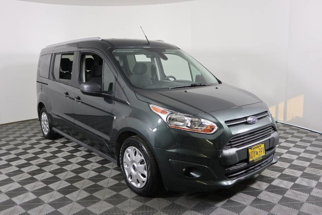 Pre-Owned 2018 Ford Transit Connect Wagon XLT