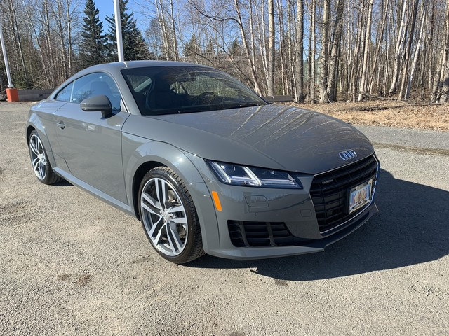 Pre Owned 2017 Audi Tt Coupe