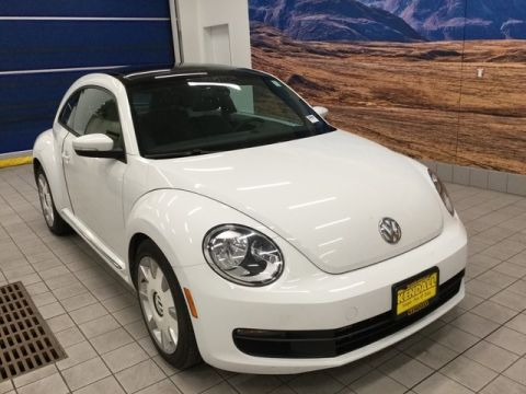 Pre-Owned 2016 Volkswagen Beetle Coupe 1.8T SEL