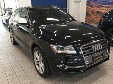 Pre-Owned 2016 Audi SQ5 Premium Plus